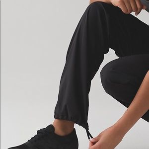 Lululemon Dance Studio Pant Jogger Sweatpant Black